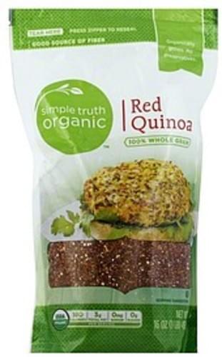 Simple Truth Organic Red Quinoa - 16 oz