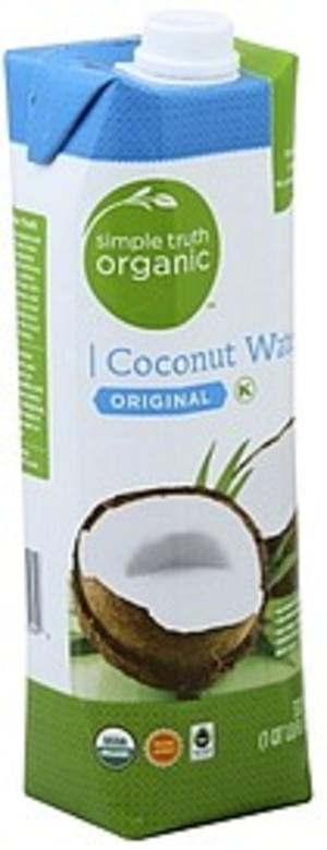 Simple Truth Original Coconut Water - 33.8 oz