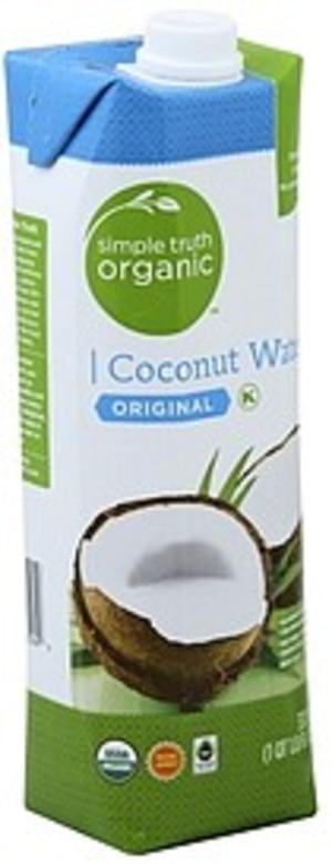 Simple Truth Original Coconut Water - 33.8 oz