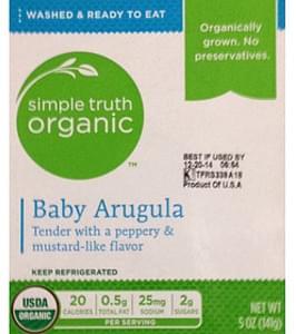 Simple Truth Organic Baby Arugula