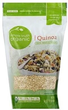 Simple Truth Organic Quinoa
