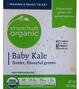 Simple Truth Organic Baby Kale
