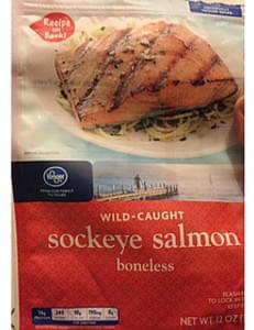 Kroger Sockeye Salmon