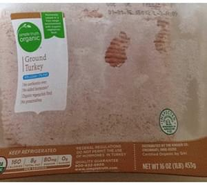Simple Truth Organic Ground Turkey