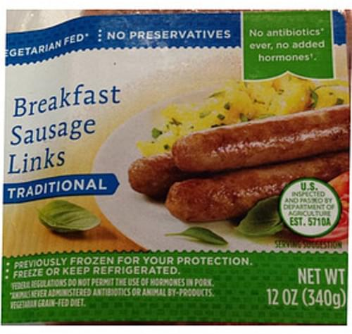Simple Truth Breakfast Sausage Links