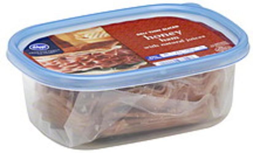 Kroger Honey, Deli Thin Sliced Ham - 9