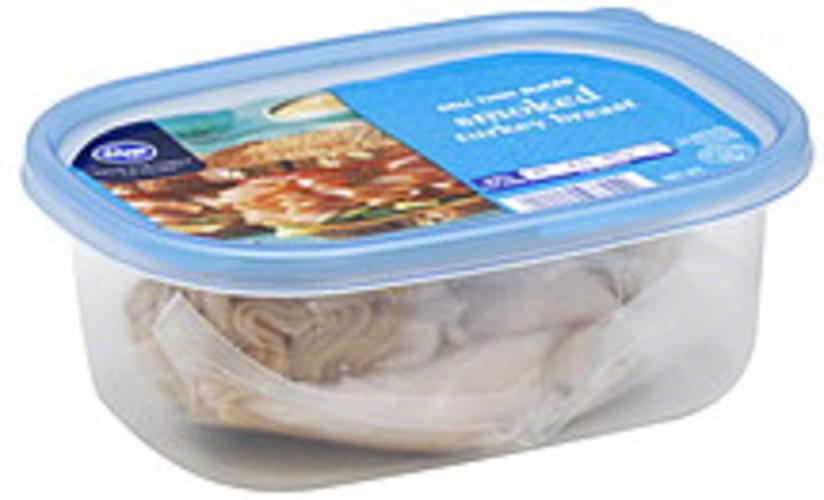 Kroger Smoked, Deli Thin Sliced Turkey