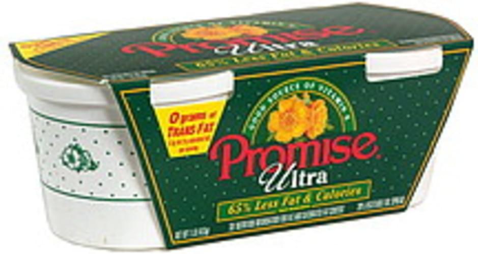 Promise Ultra Vegetable Oil Spread - 1 lb