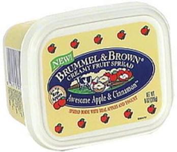 Brummel & Brown Creamy Fruit Spread