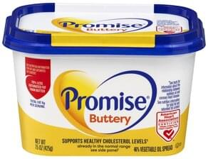 Promise Vegetable Oil Spread 46%, Buttery