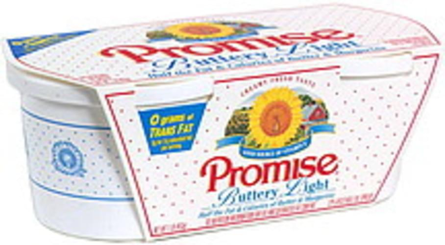 Promise Buttery Light Vegetable Oil Spread - 1 lb