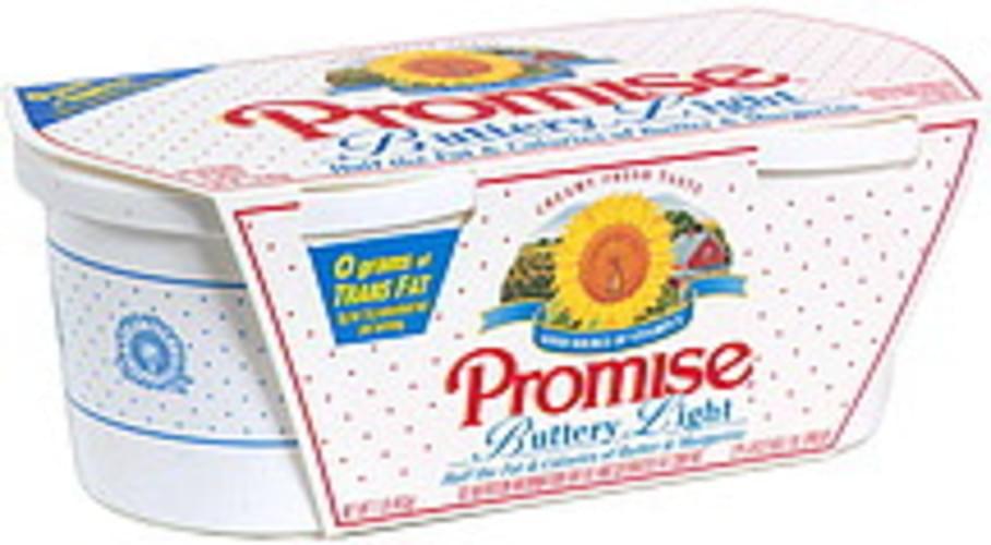 Promise Buttery Light Vegetable Oil Spread - 1 lb