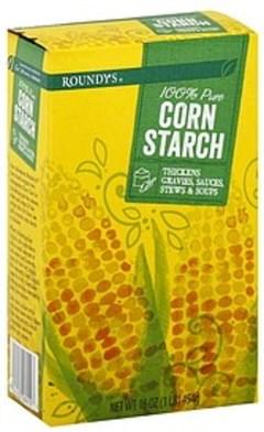 Roundys Corn Starch 100% Pure