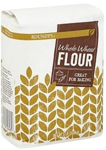 Roundys Whole Wheat Flour - 5 lb