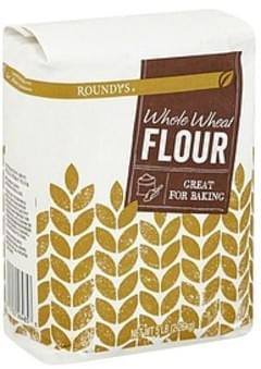 Roundys Flour Whole Wheat