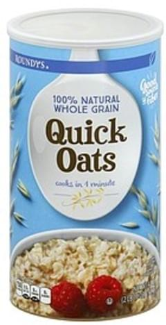 Roundys Oats Quick
