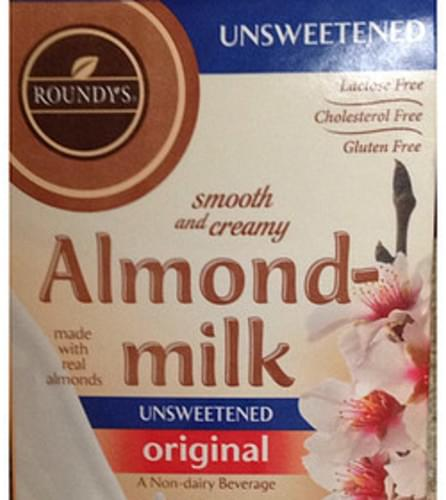 Roundy's Original Unsweetened Almond-Milk - 240 ml