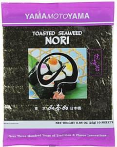 Yamamotoyama Nori Toasted Seaweed