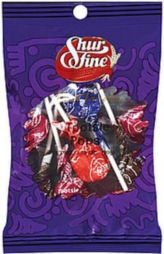 Shurfine Candy Tootsie Pops