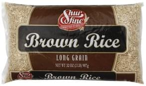 Shurfine Brown Rice Long Grain