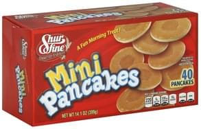 Shurfine Pancakes Mini