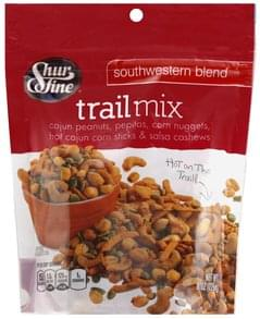 Shurfine Trail Mix Southwestern Blend
