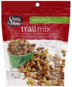 Shurfine Trail Mix Asian Blend