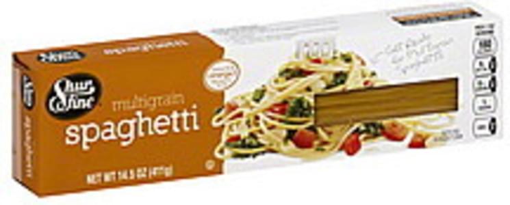 ShurFine Spaghetti Multigrain