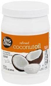 Shurfine Coconut Oil Refined