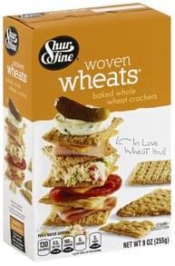 Shurfine Woven Wheats