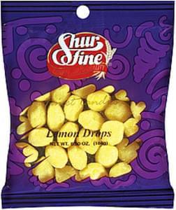 Shurfine Candy Lemon Drops