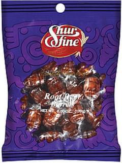 Shurfine Candy Root Beer