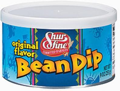 ShurFine Bean Dip Original
