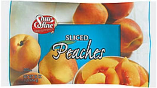Shurfine Peaches Slices