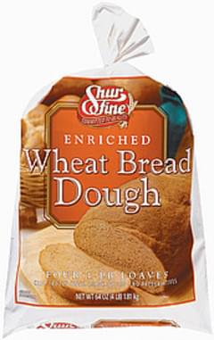 ShurFine Bread Dough Wheat