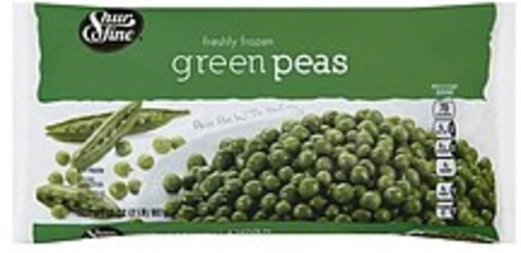 Shurfine Green Peas - 32 oz
