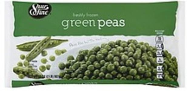 ShurFine Peas Green