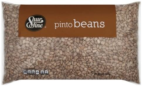 Shurfine Pinto Beans - 8 lb