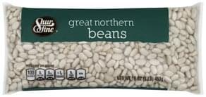 Shurfine Great Northern Beans