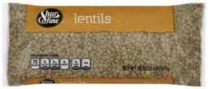 Shurfine Lentils