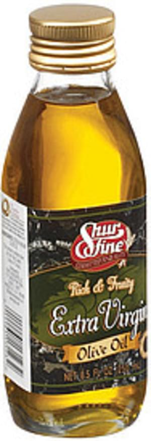 Shurfine Extra Virgin Rich & Fruity Olive Oil - 8.5 oz