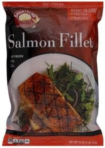 Shurfresh Salmon Fillets Wild Pacific