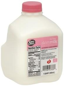 Shurfine Milk Skim, Fat Free
