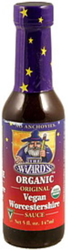 The Wizard's Worcestershire Sauce Vegan, Original