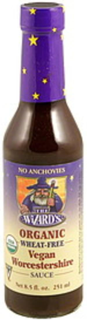 Wizards Wheat-Free, Vegan Worcestershire Sauce - 8.5 oz