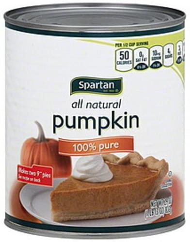 Spartan Pumpkin - 29 oz