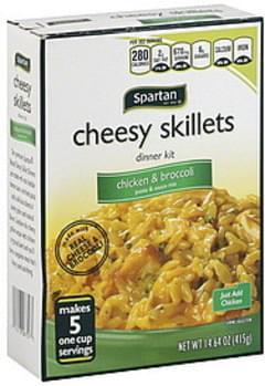 Spartan Dinner Kit Chicken & Broccoli
