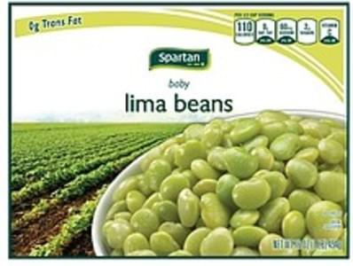 Spartan Lima Beans Baby
