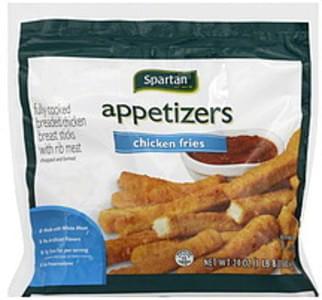 Spartan Appetizers Chicken Fries