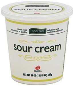 Spartan Sour Cream
